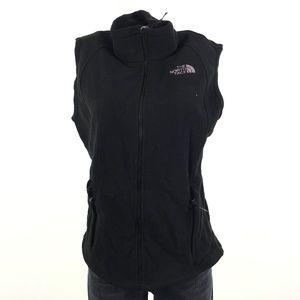 North Face Fleece  Vest DR00633 Sz L